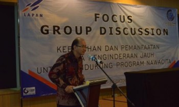 One Map Policy, BIG Gelar Workshop Status Pengelolaan dan Penyebarluasan Informasi Geospasial