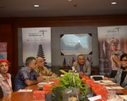 World Culture Festival 2016, Indonesia Promosikan 10 Destinasi Prioritas